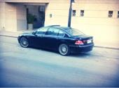 BMW.760Li. ملكي اسود 2004