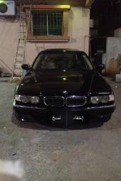 BMW. 735.   1999   للبيع
