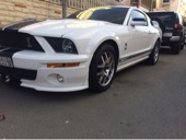 Mustang GT 500 Shelby 2008 for sale