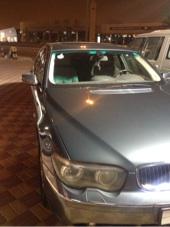 للبدل بسيارة عائليه BMW