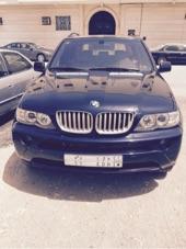 X 5  BMW   للبيع او البدل