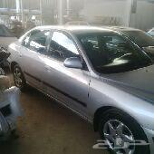للبيع سيارة النترا 2006 مكينة 1600 جير اوتوماتيك فضية اللون