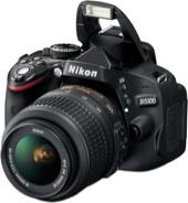 كاميرا نيكون d5100 استخدام 4 أشهر بكامل ملحقاتها وعدسه 50-22