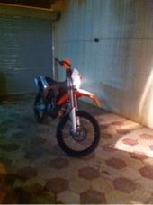 للبيع صحراوي KTM 450.   2011