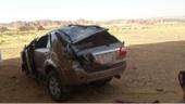 فورشنر 2011 مقلوب للبيع