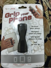 مع اللاصق العجيب استخدم هاتفك وجهازك اللوحي بشكل مريح وبالطريقة الصحيحة الآمنة ..