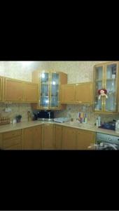 مطبخ رخام صناعي نظيف