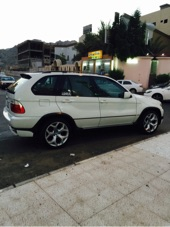 BMW X5 للبدل دينالي او الاسكاليد