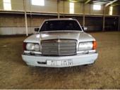 سياره مرسيدس للبيع 1989 300SEL