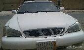 للبيع سيارة اجرة كيا ك   روس موديل 99