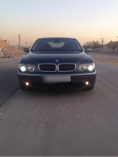 BMW 730 Li 2004 v6