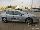 سيارة بيجو 407 للبيع