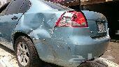 لومينا 2008 مصدومه للبيع