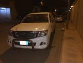 هايلوكس 2012 سعودي فل كامل للبيع