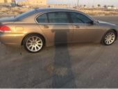 BMW 735 IL 2004