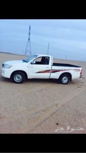هايلكس 2012 ماشي 128 kmللبيع.  على الفحص