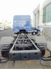 للبيع شاحنة مرسيدس شاص 6 متر 2004