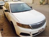 تكسي كيا اوبمتيما 2009 باسم شركة