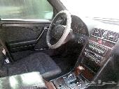 مرسيدس نضيفه جدا للبيع c 200 موديل 1996