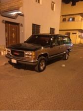 جمس سعودي الموديل 1996 بدون دبل 2500