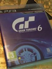 لعبة GT6 للبيع بالرياض استخدام مرتين فقط