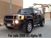 2008  Hummer Alpha V8