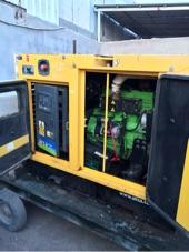 aksa generator  30 kwa