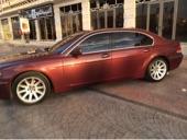 BMW 2005 نظيف735LI فل الفل