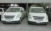فرصة للبيع عدد اثنين باص نقل بضائع h 1 هونداي 2010 ديزل n