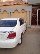 كامري تاكسي جاهزه استخدام نظيف 2005