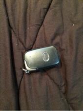 مفتاح لكزس ال اس 460 وكاله موديل 2011