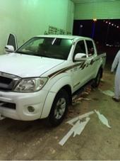 للبيع هايلكس دبل 2009 سعودية