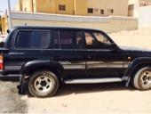 سياره جيب vxrموديل 97