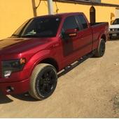 فورد FX4 للبيع 2013