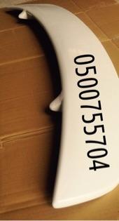 جناح دوج اتشارجر 2013 اسواد مطفي فيبر نوعيه ممتازة السعر 350ريال للتواصل علا الرقم 0500755704