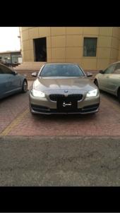 للبيع BMW 520 i 2014 شبه جديده