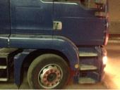شاحنة مان مقاس ٤   موديل للبيع