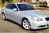 للبيع BMW 530 فل الفل خالي الرش والمشاكل موديل 2006