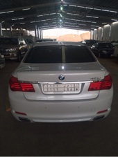 BMW  2011  - 740 L  بي ام دبليو لارج