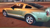 سياره فورد موستنج 2005