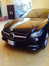 2012 CLS 500 AMG