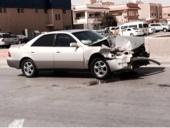 سيارة لكزس مصدومة للبيع