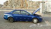 سيارة مازدا زوم 6 للبيع