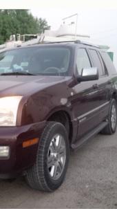 سيارة فوردالسيارة فورد . مونتونير . سعودي .  اللون عنابي  الموديل 2007  العداد 170.000 كم  نظيفة ومر