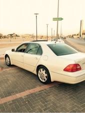 للبيع لكزس 430 سعودي نظيف جدا
