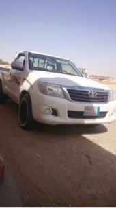 هايلوكس غمارة 2013 سعودي GLX