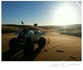 للبيع دباب رام 110cc سبورتي 2012 نظيف جدا  مجمل استخدامه اسبوعين فقط