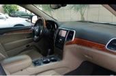 شروكي  Jeep ( جراند شروكي ) اوفر لاند هيدروليك رادار فتحة بانوراما
