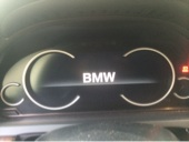 BMW الفئه السابعه 2014