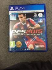 PES 2015 (PS4) بيس 2015 على البلايستيشن 4